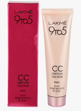 Lakme 9 To 5 CC Complexion Care Cream SPF 30 PA +++ Bronze All in 1 = 9 Gram