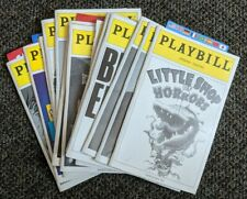 New York City Playbills - Mid 2000's - Multiple Titles - Take a Look!