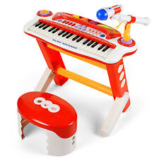 37 Keys Musical Piano Toy Keyboard Instrument Electronic Organ for Kids