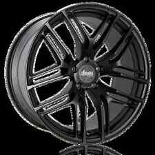 19x8.5 Advanti Racing Bello 5X114.3 +30 Black Wheels Fits Civic Veloster Eclipse