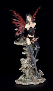Elfen Figur - Iridescent Heart - groß - groß Erotik Fantasy Deko Fee Corsage
