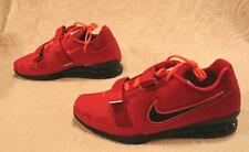 Nike Men's Romaleos 2 Weightlifting Shoe MC7 Gym Red/Black 476927-606 Size 14