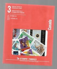 pk38260:Stamps-Canada PO Pak 3 July to September 1994 Stamp Issues - MNH