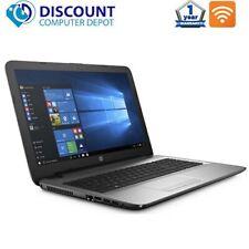 "HP 250 G5 Laptop Computer 15.6"" HD Intel i5 8GB 256GB SSD DVD WiFi Windows 10 PC"
