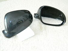 VW Golf 5 Jeta R32 GTI Carbon Spiegelkappen Spiegel Mirror Replacements Cover