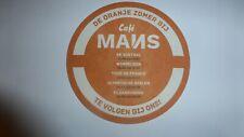 NL - bierviltje brouwerij Diks op Texel