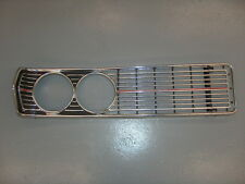 1968 Ford Galaxie 500 NOS Front Aluminum Radiator Grill Nose Grille Half RH