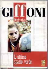 GIFFONI FILMFESTIVAL: L'ULTIMO SPAZIO VERDE - DVD NUOVO E SIGILLATO, RARO!