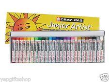 2 x 25 pcs Sakura Cray-Pas Artist Oil Pastels, 25 Color Oil Pastel Set