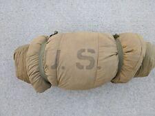 US Military Cold Weather Down Sleeping Bag USGI Mummy