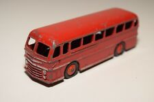 # 1:43 DINKY TOYS 282 DUPLE ROADMASTER LEYLAND TIGER BUS COACH RED EXCELLENT