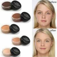 Hide Blemish Face Concealer Makeup Foundation Full Cover Contour Make Up Cream ~