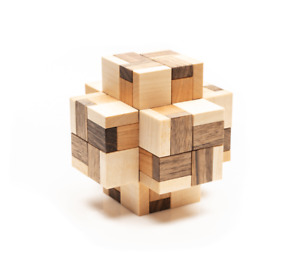 VINCO CrossBox Puzzle - Expertly Made In the Czech Republic