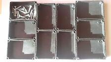 Universal Gehäuse ähnlich G026 - ca.70x28x48mm schwarz 5 Stück