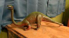 Vintage 1986 Dor Mei Brontosaurus 17-in. Long 6-in. Tall