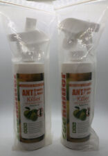 2 Pk -EcoRaider Ant Killer & Crawling Insect Killer, Citrus Scent,16 Oz, Natural
