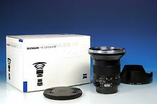 Carl Zeiss distagon 2.8/21mm ZF t * para lente Nikon Lens objectif - (90232)