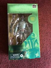 Carbonized Boba Fett Specialty Series Star Wars Black Series 6? Action Figure