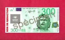 Imitation billet de 3 euros - Che Guevara - Publicité New Deal -