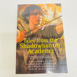 Tales From the Shadowhunter Academy by Cassandra Clare Paperback Book Free Post
