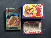 1995 COLLECT-A-CARD CAMPBELL SOUP COLLECTION COMPLETE (72) CARD SET + PROMO (3)