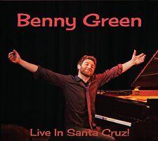 Benny Green - Live in Santa Cruz [New CD]