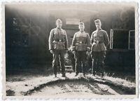 Wehrmacht. Russland, Baracke 20, Originalfoto um 1940