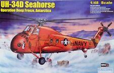 MRC uh-34d Seahorse opération Deep Freeze Antarctica 1:48 Kit Kit 64106