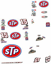 # 15 Donny Schatz STP Sprint Car DECAL SHEET