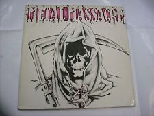 METAL MASSACRE IV - LP VINYL 1983 VERY GOOD - LIZZY BORDEN - SACRED BLADE