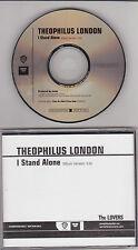 Theophilus London - I Stand Alone - Rare Radio Promotional CD Single - 1204