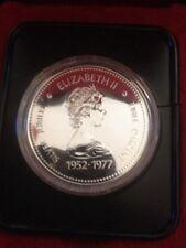 1977 Canada Silver Jubilee  One Dollar Silver Coin Uncirculated w/ Original Case