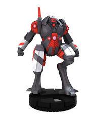Marvel HeroClix • The Invincible Iron Man: #021 Sasha Hammer (Uncommon)