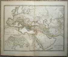1850 Spruner historical map ORBIS TERRARUM (#2)
