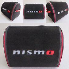 🇯🇵 Nissan «NISMO» Design, 🏅 Trunk Cargo Organizer (L), Boot Cargo Storage. ✅