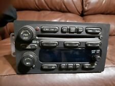 Silverado 6 disc stereo part number 10359577
