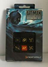 BATMAN MINIATURES GAME DICE SET KNIGHT MODELS