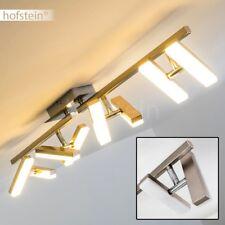 Lampada Soffitto Interno Faretti LED Spot Orientabili Plafoniera Design Salotto