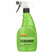 Halfords Upholstery Cleaner 500ml X 2 Spray Spot Remover