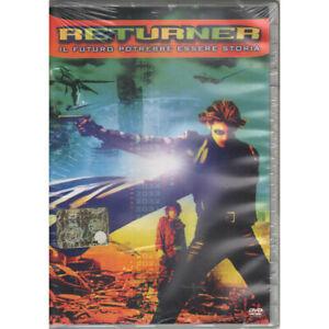 Returner DVD Anne Suzuki Kirin Kiki Takeshi Kaneshiro Sigillato