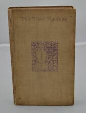 H. G. Wells - The Time Machine - First Edition First Issue - 1895