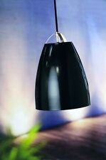 Living Room Hanging Light Metal Hanging Light 1 - Flame Black So