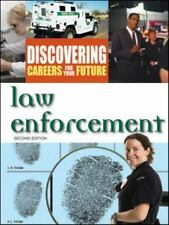 Law Enforcement (Discovering Careers for Your Future)-ExLibrary