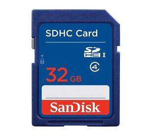 32gb SD Card, suitable for MMI 3G/3GS, Audi A1 A4 A5 A6 A7 A8 Q3 Q5 Q7