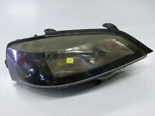 optique phare occasion droit opel astra G clignotant fond noir