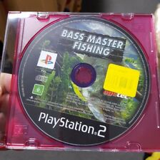 Bass Master Fishing (DISC ONLY)- PS2 - PLAYSTATION 2 PS2 - FREE POST