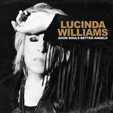 Lucinda Williams - Good Souls Better Angels (NEW CD)