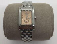 Longines Dolce Vita L5.155.4  Ladies Wrist Watch Quartz SS Belt Small Second