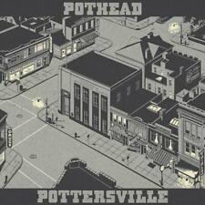POTHEAD Pottersville CD 2011 * Stoner Rock * NEW