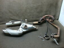 07 2007 KTM 990 SUPER DUKE EXHAUST, MUFFLERS, HEADERS, NICE!! #WE32